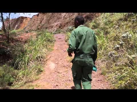 Swaziland Mine Ngwenya Rangers  / Swaziland Meet a ranger in the Ngwenya Mine