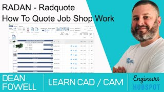 How To Quote Job Shop Work