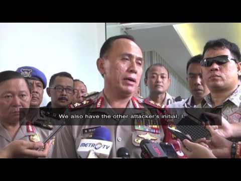 National Police on East Jakarta Twin Explosions