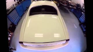 Vintage Jaguar XJS Polished & Ceramic Coated thumbnail