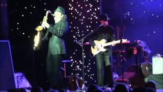 Boney James live at The Smooth Jazz Cruise 2012