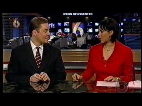 2/18/2000 WKMG Channel 6 Noon Newscast *Close* CBS Orlando FL