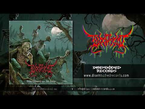 """Bloodfiend - Album """"Damnation from the Deep"""" - """"Evil is the cure"""" - - Disembodied Records"""