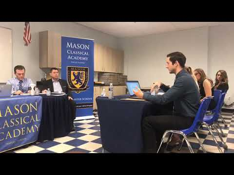 11-15-2019 Mason Classical Academy Special Board Meeting