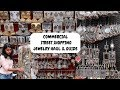 Commercial Street Jewelry Shopping Haul Guide - Best Places to Buy Junk Jewelry Bangalore| AdityIyer