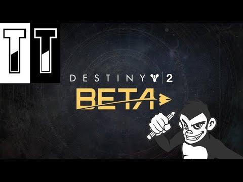 YOU CAN'T CONTROL ME - Destiny 2 Beta - Thursday Thunderdome #3