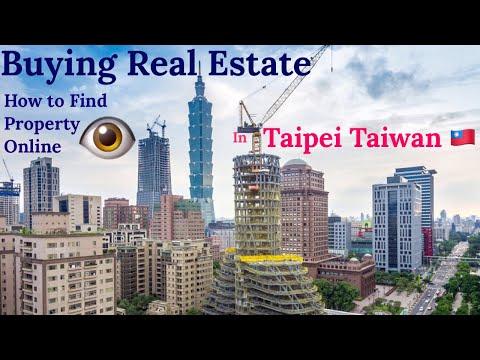 Buying Real Estate in Taipei Taiwan