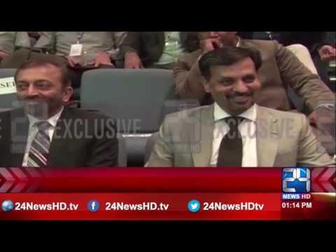 Mustafa Kamal fan of Farooq Sattar