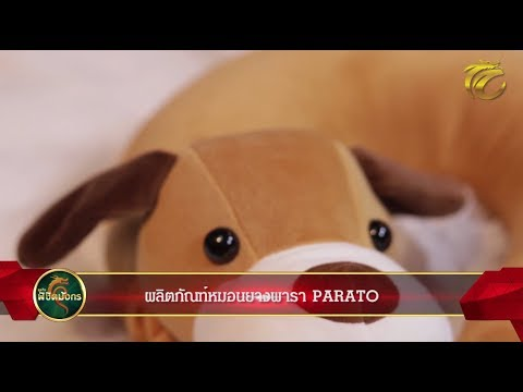 EP.11 - ผลิตภัณฑ์หมอนยางพารา PARATO