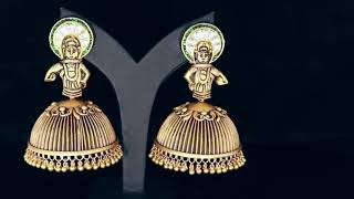 Gold Earring of the Year - 15th Fura Retail Jeweller India Awards 2019