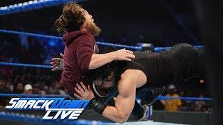 Roman Reigns cracks the case on Daniel Bryan & Erick Rowan: SmackDown LIVE, Aug. 27, 2019