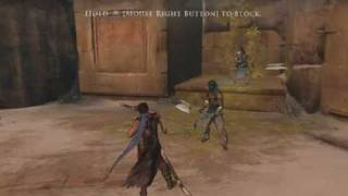 Prince Of Persia Gameplay 2009