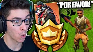 I GIVE YOU A BATTLE PASS IF YOU WIN THE GAME!! Fortnite: Battle Royale