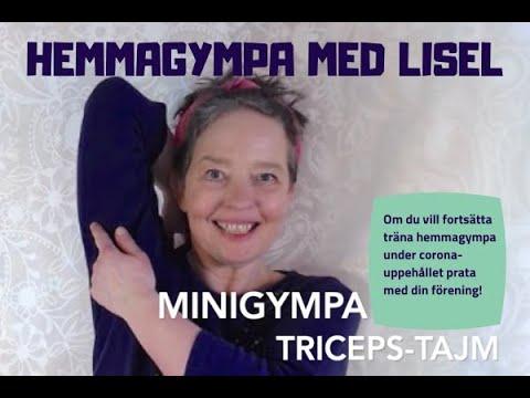 1. Minigympa med Fröken Humla i Hemmagympa online