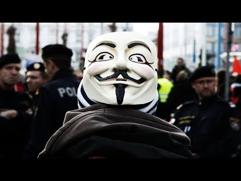 Anonymous - Where has all the Freedom gone?