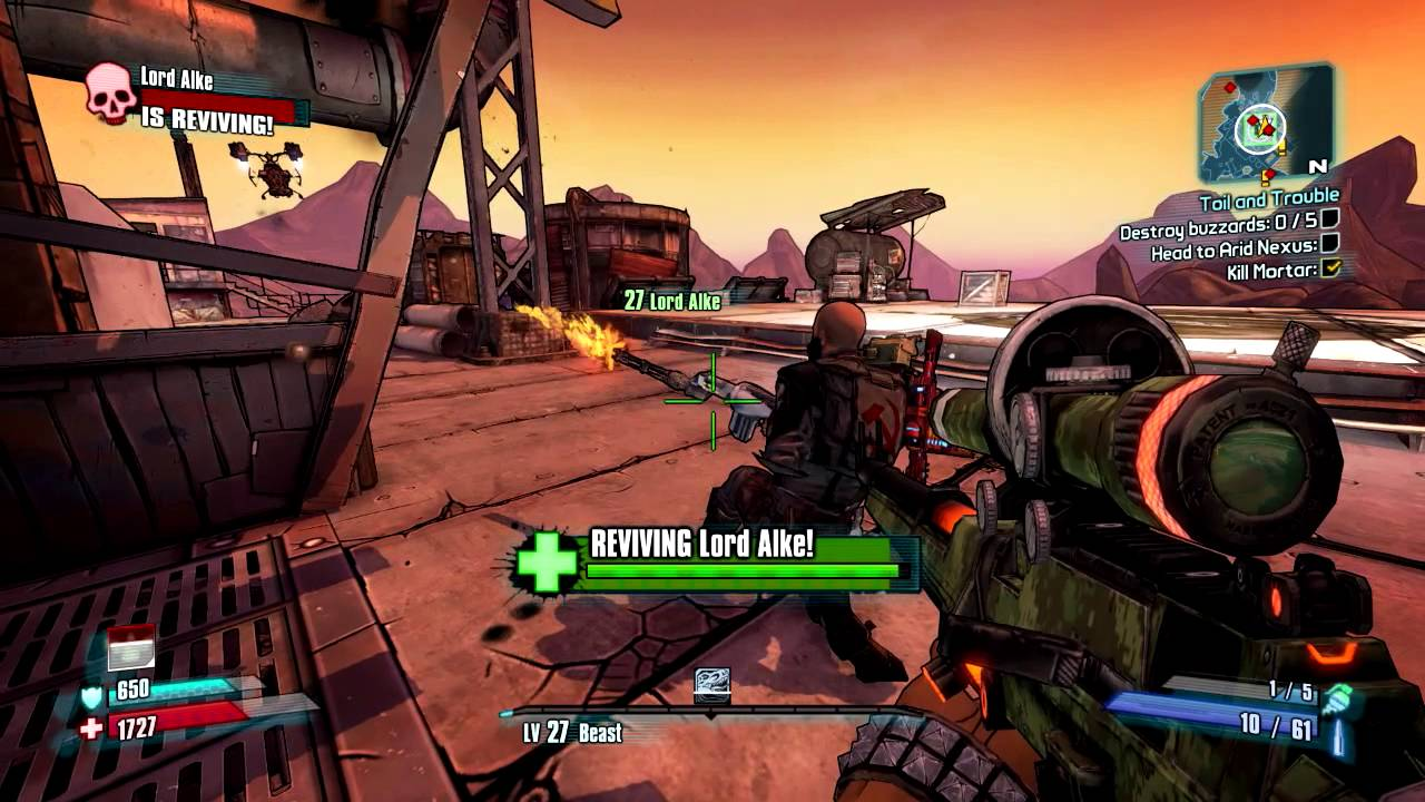 Sexual content in borderlands 2