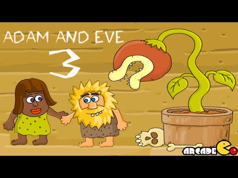 Adam and Eve 3 Walkthrough – Point And Click Game