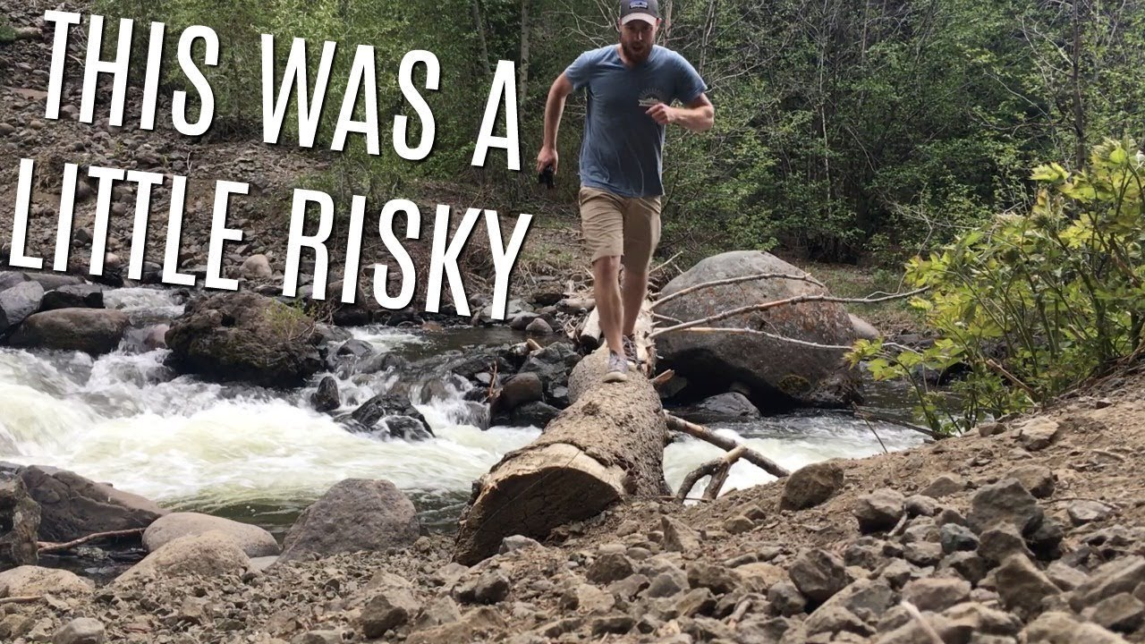 I DID NOT APPROVE THIS... // HIKING WATERFALLS IN CO