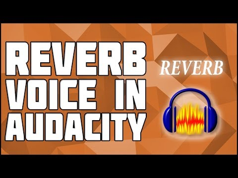 How to Create a Reverb in Audacity!
