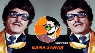 Rana sahab (Trap Music) - Dj SiD Jhansi   Raajkumar Dialogues