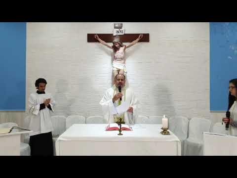 Santa Missa de Lava Pés | Paróquia Cristo Redentor Ermelino Matarazzo.