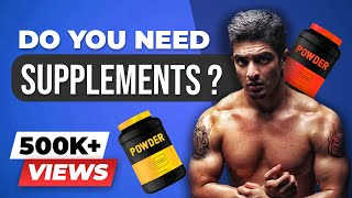SAVE MONEY on SUPPLEMENTS! Do you REALLY need supplements for muscle growth? BeerBiceps