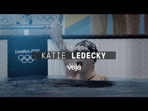 Os Segredos de Katie Ledecky