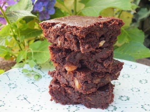 brownie---recette-vegan