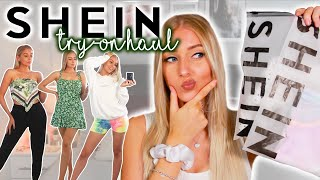 Summer SHEIN TRY-ON haul & honest review! ☀️ *NOT sponsored!*