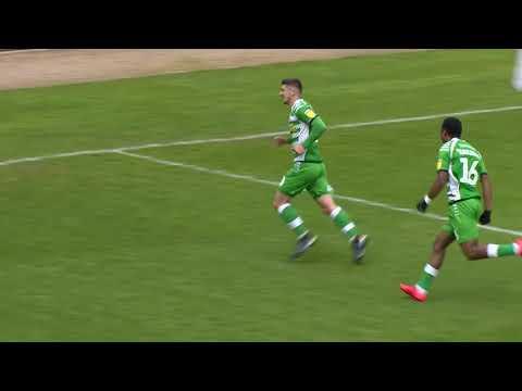 Highlights | Northampton 2-2 Yeovil Town