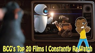 bcg s top 20 films i constantly re watch