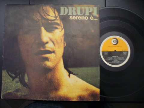 Drupi - Sereno è (1974)