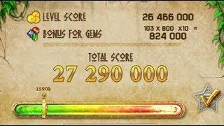 The Treasures of Montezuma 3 - 27.2 Million at Level 15-1d [720p60]