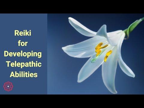 Reiki for Developing Telepathic Abillities