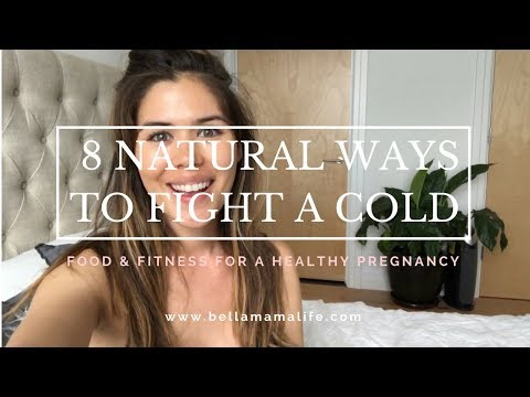 8 Natural Cold & Flu Remedies For Pregnancy