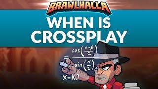 When is Crossplay? - Brawlhalla Dev Stream Montage thumbnail