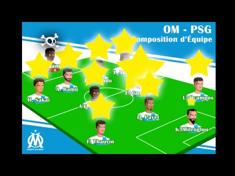 On Mouille Le Micro ! 22/10/2017 OM 2-2 PSG