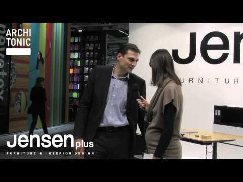 Stockholm Furniture Fair 2011 - JENSENplus