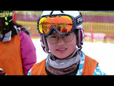 Sixth grade ski trip 2017 2