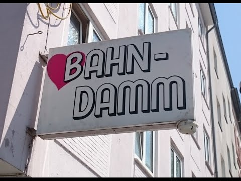 BAHNDAMM PUFF Red Light District Dusseldorf Germany Located On A Street Called Hinter Dem Bahndamm