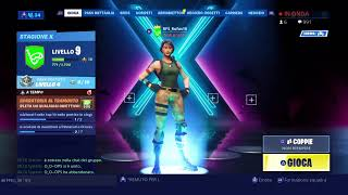 LIVE FORTNITE ITA [INSCRIBed RICAMBI]
