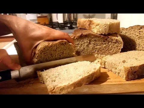 Ekşi Mayalı Ekmek Tarifi ( Ekşi mayalı siyez ekmeği nasıl yapılır? )