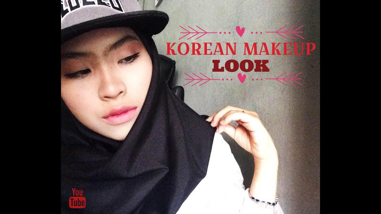Korean Makeup Look Ft April Skin Magic Snow Cushion Youtube Black Versi 20