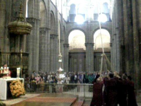 Blackrock College Union Pilgrim Mass in Santiago de Compostela