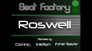 Beat Factory - Roswell (Fine Taste Remix) - AlterImage Recordings
