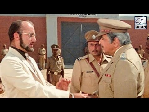 Anupam Kher Remember's His First Meeting With Dilip Kumar On Karma Sets | Lehren Diaries Mp3
