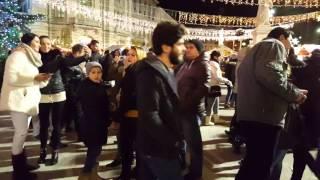 Piata Universitati-LUMINITE DE CRACIUN 2016 4k