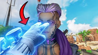 *RARE* Mirage ATTACK!! - Best Apex Legends Funny Moments and Gameplay Ep 525