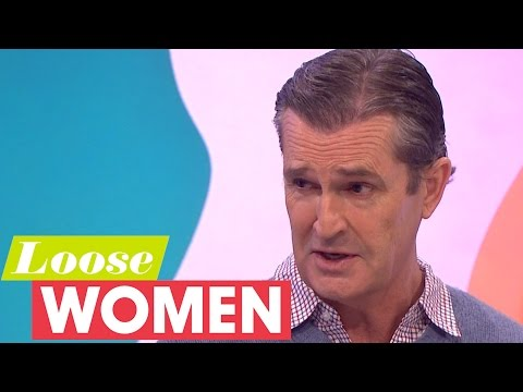 Rupert Everett On Wanting To Be A Girl And His Thoughts On Caitlyn Jenner  Loose Women