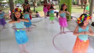 Swan Ballet & Dance School : Hawaiian Rollercoaster Ballet Dance